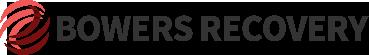 Bowers Recovery Sticky Logo